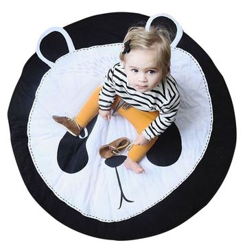 Cartoon Baby Infant Creeping Mat Playmat Blanket Play Game Mat Room Decoration Unisex Playmat Blanket Cartoon Playmat