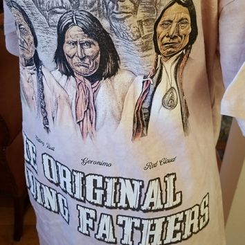 The Mountain Original Founding Fathers Tee