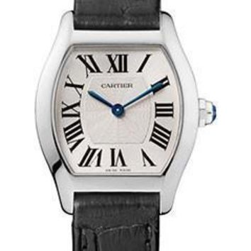 Cartier - Tortue Small - White Gold