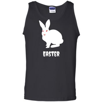 de3c8d961c3b Evil Easter Bunny Rabbit Anti Holiday Pastel Goth Shirt Top Tank