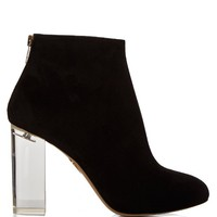 Alba suede ankle boots | Charlotte Olympia | MATCHESFASHION.COM US