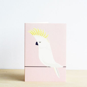 I Ended Up Here | Cockatoo Card