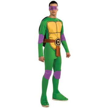 Men's Costume: Teenage Ninja Mutant Turtles Donatello