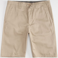 O'neill Contact Mens Shorts Khaki  In Sizes