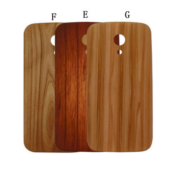 Wooden Pattern Phone Back  Case for Motorola g2 moto g2 moto g Battery Housing Case
