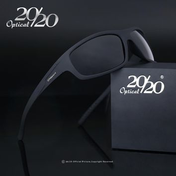 Sunglasses 20/20 Optical Brand 2017 New Polarized Men Fashion Male Eyewear Trave