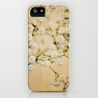 Baby's Breath iPhone & iPod Case by Around the Island (Robin Epstein)