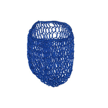 Royal Blue Snood Hair Net