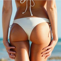 Ivory Alani Bottom by Surf Style - Surf Style - Brands