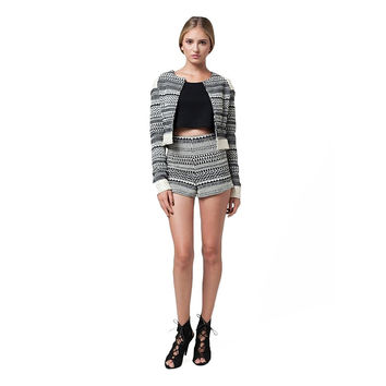 SALY TRIBAL SHORTS