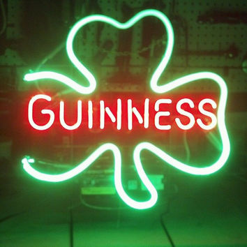Guinness Beer Neon Sign