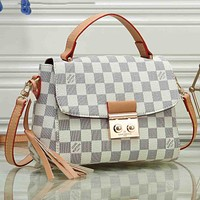 LV Newest Women Shopping Bag Leather Handbag Crossbody Satchel Shoulder Bag