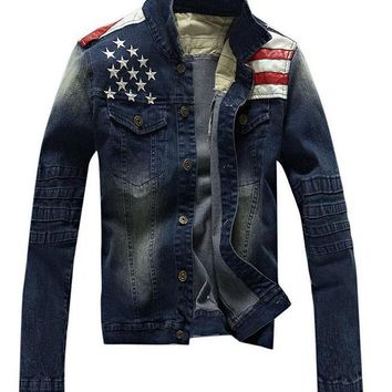 2017 Patriot Denim Jackets