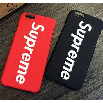 Unique fashion Supreme  Iphone8/ Iphone8 Plus/iPhoneX Cover Case