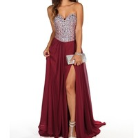 Carrie-Black Homecoming Dress