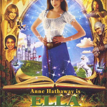 Ella Enchanted 11x17 Movie Poster (2004)