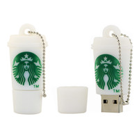 Starbucks Cup Usb Flash Drive 8GB 16GB 32GB