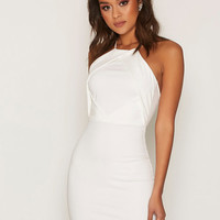 Fold Over Bust Dress, NLY One