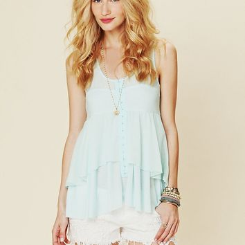 Free People Wedding Top