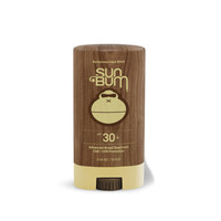 Sun Bum Spf 30 Sunscreen Face Stick (0.45 Oz) Yellow One Size For Men 24667060001
