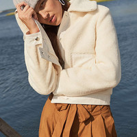 UO Sherpa Gab Jacket | Urban Outfitters