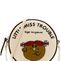 Olympia Le-Tan - Little Miss Trouble Embroidered Shoulder Bag