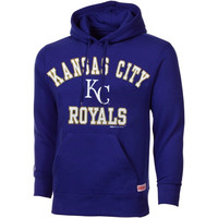 Kansas City Royals Stitches Male Fleece Pullover Hoodie – Royal Blue