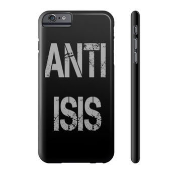 Anti ISIS Cell Phone Case