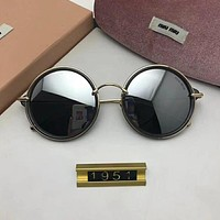 Miu Miu Woman Fashion Summer Sun Shades Eyeglasses Glasses Sunglasses
