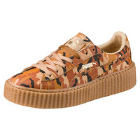 PUMA BY RIHANNA MEN'S CAMO CREEPER, buy it @ www.puma.com