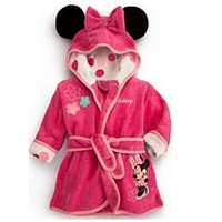 sleepwear robe  hooded bath towel