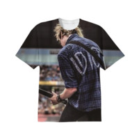 Michael Clifford IDIOT created by Ashley   Print All Over Me
