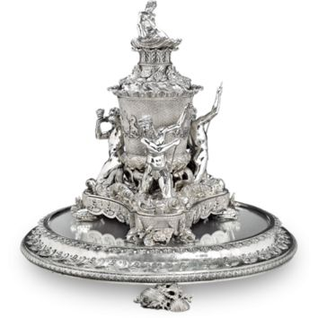 The Royal Ice Pail by Rundell, Bridge, and Rundell - Recent Acquisitions | M.S. Rau Antiques