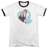 The Office - Jim & Pam 4 Ever Adult Ringer