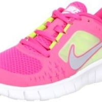 Nike Free Run 3 (GS) Big Kids Running Shoes 512098-600