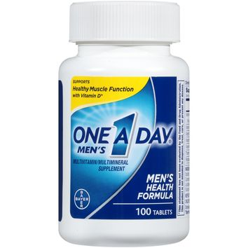 One A Day® For Men Multivitamin Dietary Supplement Tablets