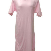 Cotton Nightgown - 2x Size