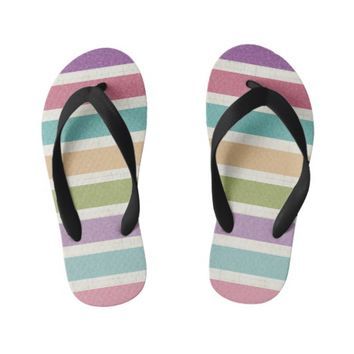 Simple Design Flip Flops For Kids