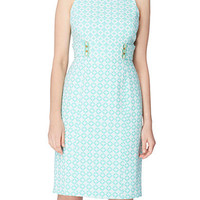 Tahari ASL Jacquard Sheath Dress