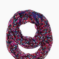 speckled city lights infinity scarf - kate spade new york