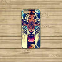 iphone 5C case,iphone 5S case,iphone 5S cases,iphone 5C cover,cute iphone 5S case,cool iphone 5S case,iphone 5C case,Tiger,in plastic
