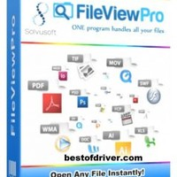 FileViewPro 1.5.0.0 License Key + Serial Crack Full Download
