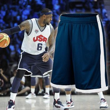 NBA Team Colored Men's Basketball Shorts