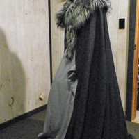 Lyana Stark Cape from the Game Of Thrones