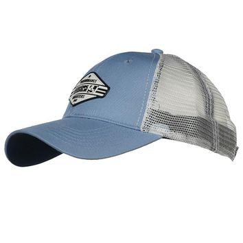 Coastal Fishing Trucker Hat