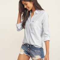 Oversized Oxford Shirt