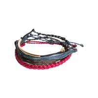 Pura Vida Bracelets Born to Be Wild Bracelet Pack
