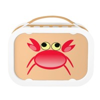 Red Crab Lunchbox