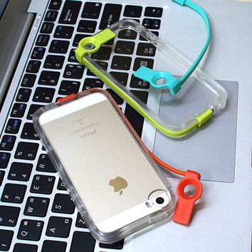 Cool Light Up Case Cover for iPhone 5s 6 6s Plus with Data Line Gift 231