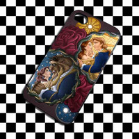 Beauty The Beast Disney Princess iPhone Case And Samsung Galaxy Case